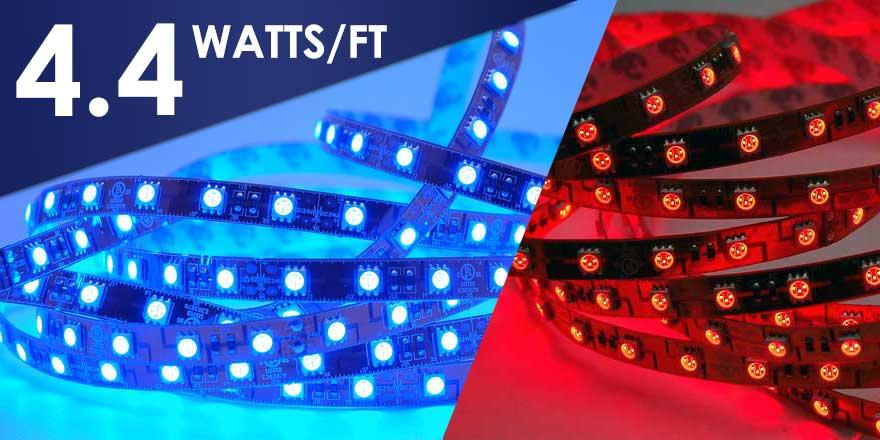LED Flexstrip Triple Bright FA60M50-5M-24V-X