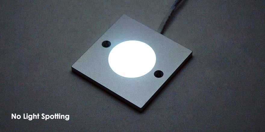 Dimmable Led Puck Light Surface Mounted 20879 X Led
