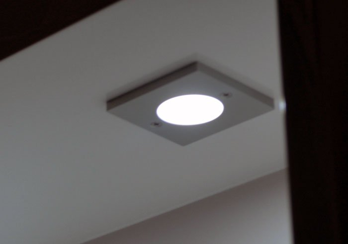 Dimmable Led Puck Light Surface Mounted 20879 X Led World Lighting