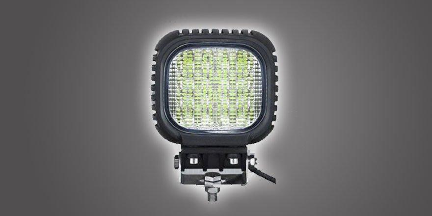 48W LED Vehicle Work Light: Flood SM-5048-SXA