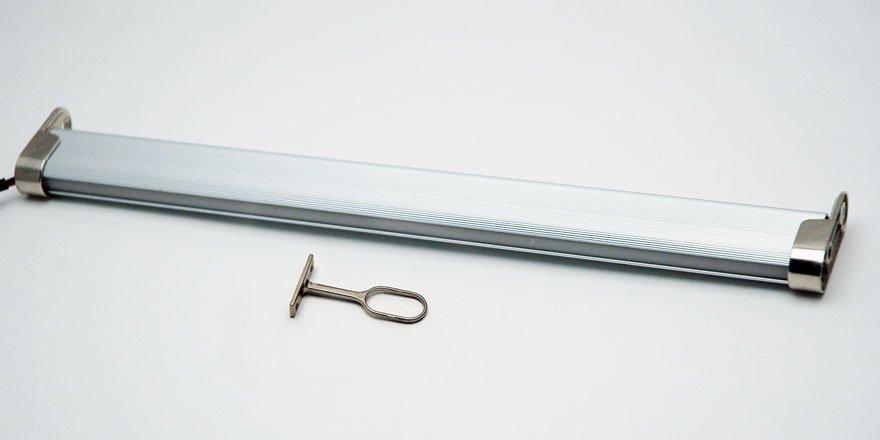 Closet Rod LED Aluminum Channel – 6.56 ft (2m) AC-WR003-2M
