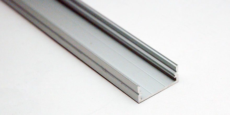 Wide Standard Aluminum Channel AC-2310-1M