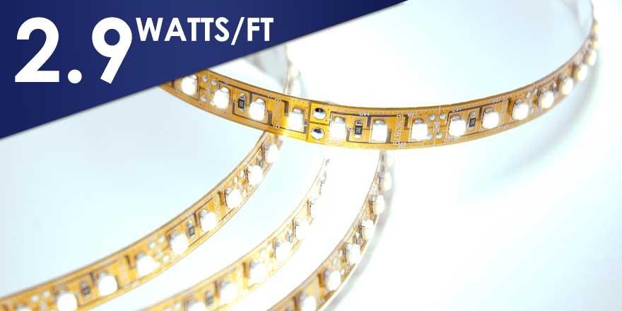 LED Flex Strip Double Bright FA120M35-5M-12V-X