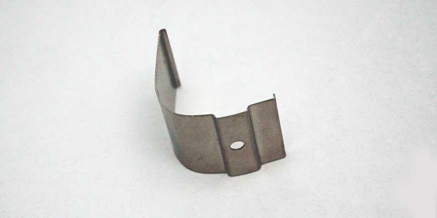 Mounting Clips pair for Corner Cove Aluminium