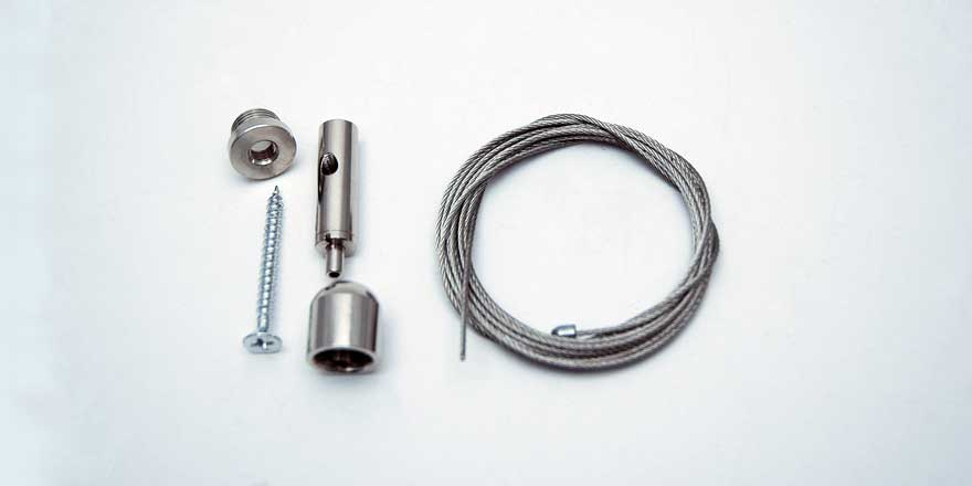 Suspension Wire Mounting Kit AC-L016-W