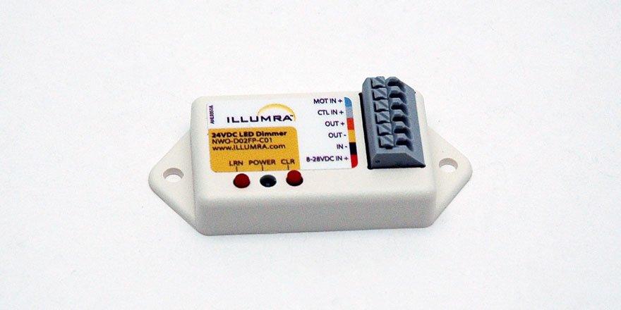 0-10V LED Dimmer NWO-D02FP-C01
