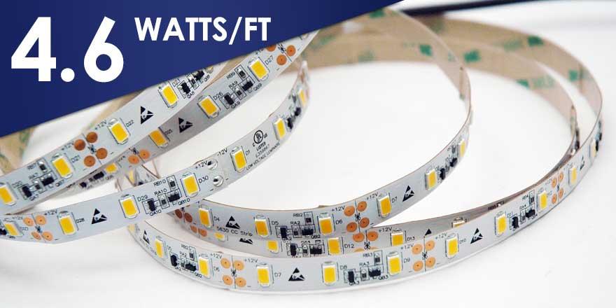 LED Strip Quattro Bright 5630 LEDs QL-F-5630A30SA-X-12C