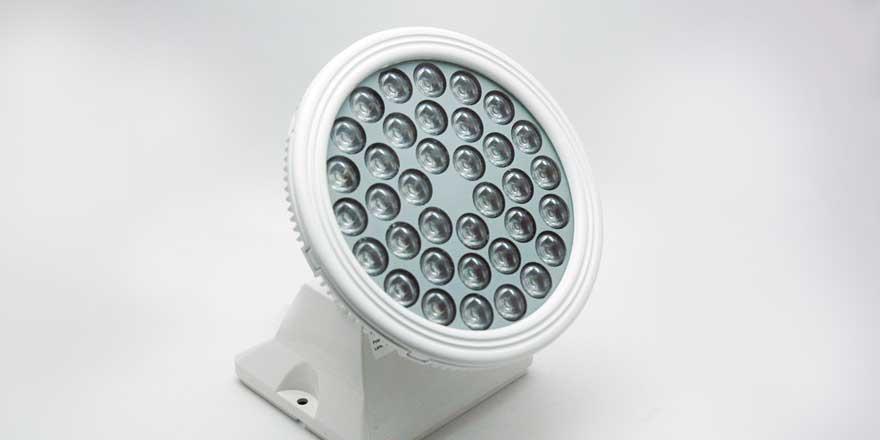 RGB Round LED Wall Washer LWW-6B-36P