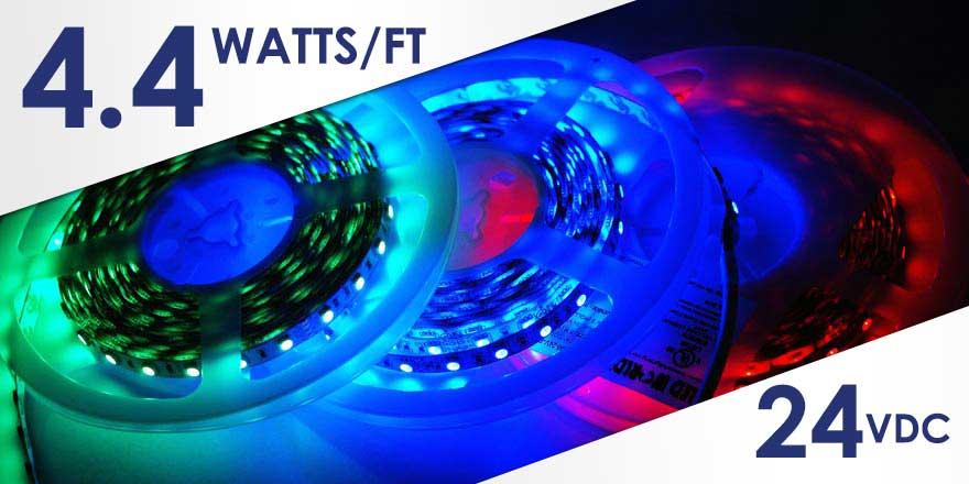 RGB LED Strip FA60M50-XM-24V-RGB