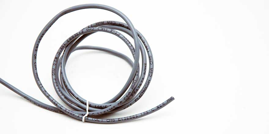 610 Connector Wire 20AWG – 5m (16.4ft) long 6102051TFT4