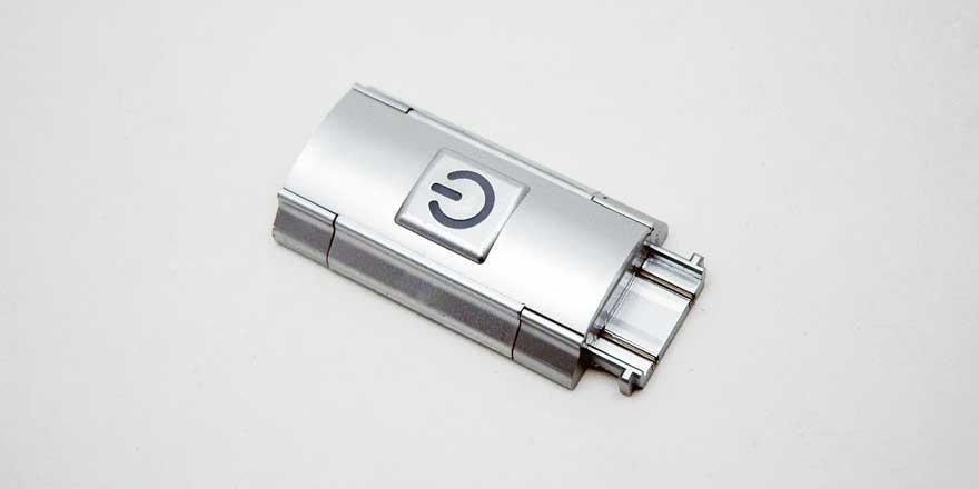 Inline Dimmer for Seamless LED Bar