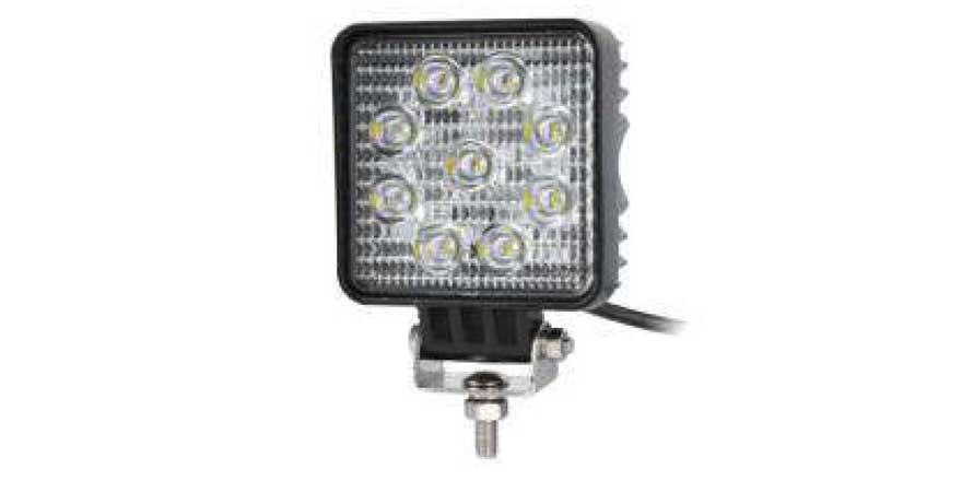 27W LED Vehicle Work Light: Flood SM-5027-SXA