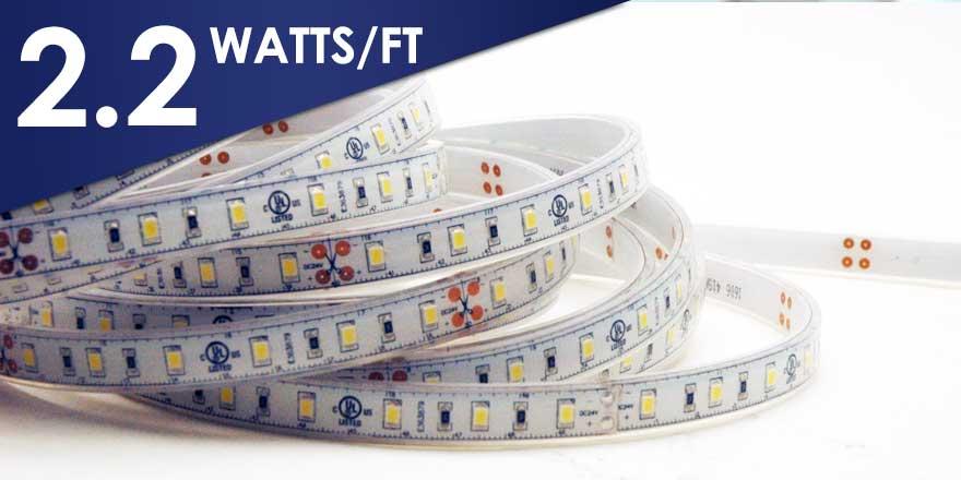 Water Resistant LED Flexstrip FC60M28-10M-24V-X