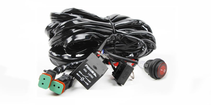 Wiring harness SM-W007 – 2 Light Control