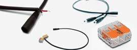 LED Connectors & Wires