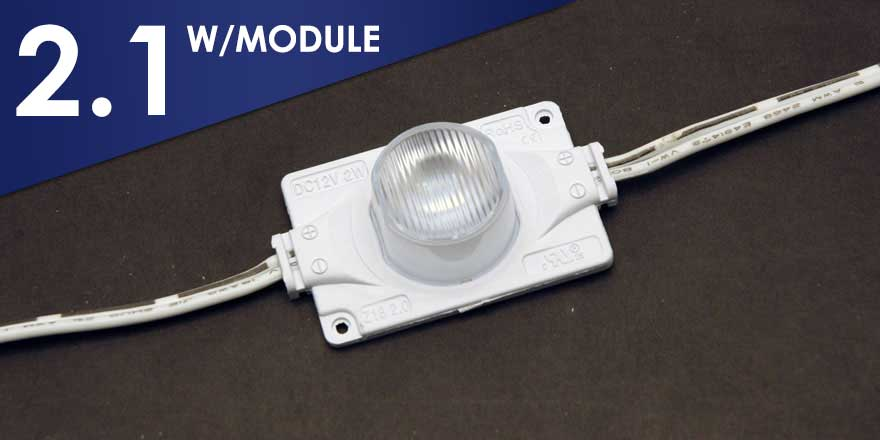 LED Sign Edge Light Modules BV-MD3030-1-2W