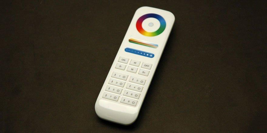 RGB-W Multi-Zone Remote Controller FUT089 for LS2