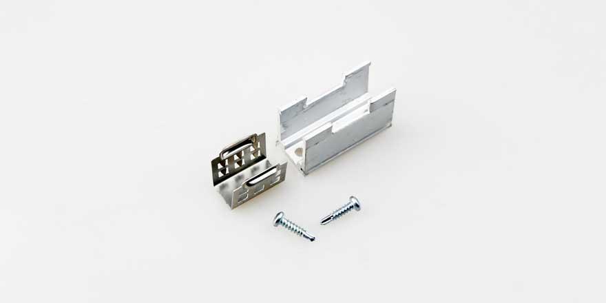 Self-Locking Mounting Clip – N24-ACS