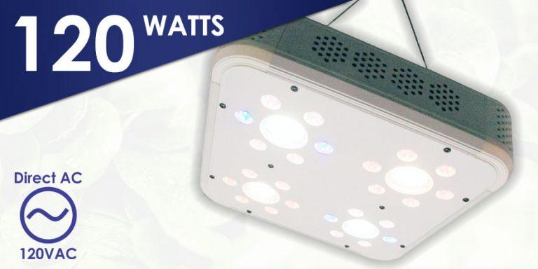 120W LED Grow light panel