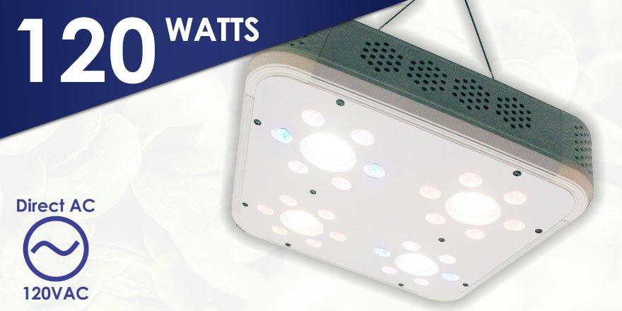 120W LED Grow Light Panel C-4
