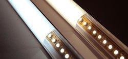 LED Aluminium Tracks for Strip
