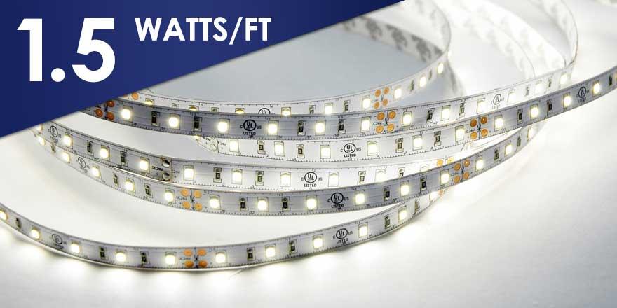 50ft Long 24VDC LED Flexstrip Light – FA60M28-15.2M-24V-X