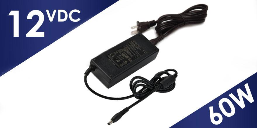 60W 12VDC Class 2 LED Power Supply YHY-12005000
