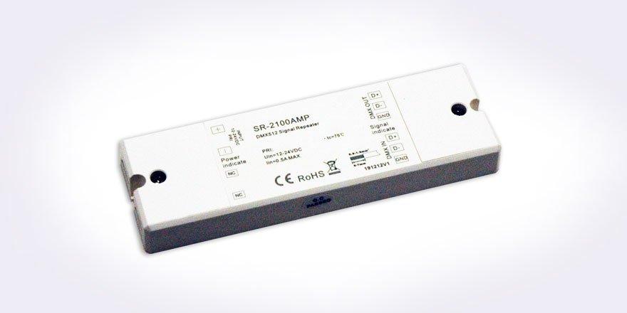 DMX512 Signal Amplifier/Repeater – SR-2100AMP