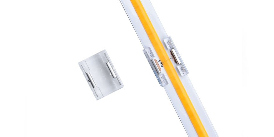 2 Pin Strip to Strip Clear Connectors – BCI10BB-2