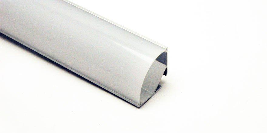 Corner Cove Aluminum LED Profile AC-3030G